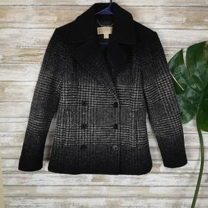 Michael kors wool jacket